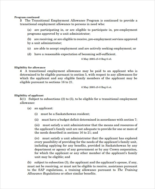 8 Employment Agreement Sles Free Sle Exle ~ Individual Employment