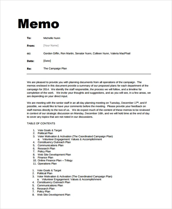 Holiday Memo Template Holiday Packing List Template Vacation - policy memo template