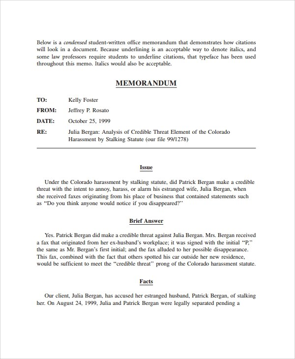 Invitation Letter Judge Sample Memo Format - 19+ Documents In Pdf, Word