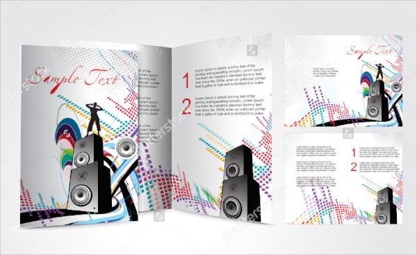 20+ Music Brochures Sample Templates - music brochure