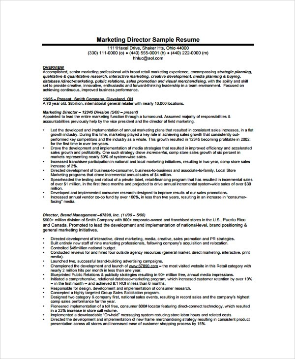 25+ Sample Resumes Sample Templates - media researcher sample resume