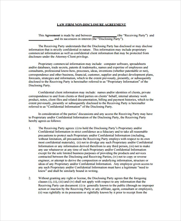 10+ Sample Employment Confidentiality Agreements Sample Templates - employee confidentiality agreement