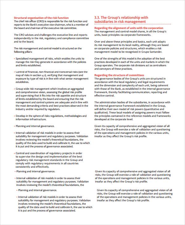 Risk Assessment Report Risk Module Dashboard Risk Assessment Report