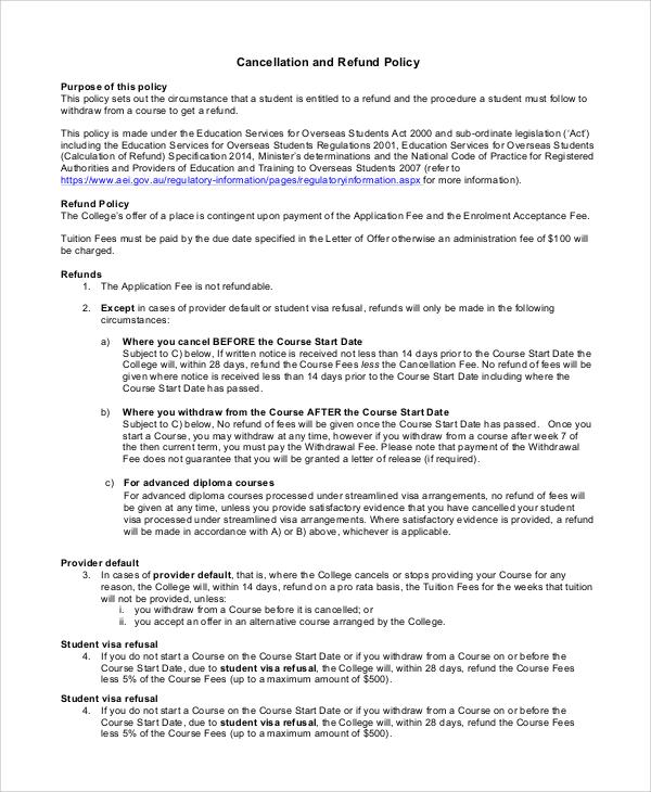 refund policy | hitecauto.us