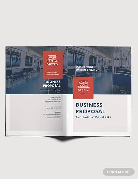 35+ Sample Business Proposals - PDF, Word, Apple Pages, Indesign