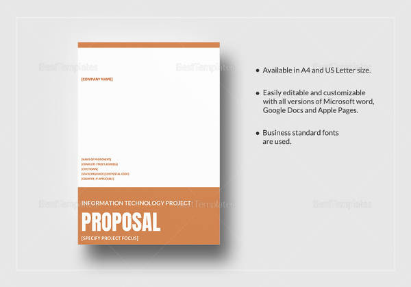 Sample Project Proposal - 18+ Documents in Word, PDF