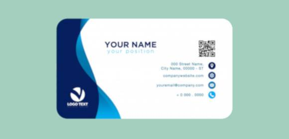 12+ Sample Business Card Templates - PSD, AI, Pages