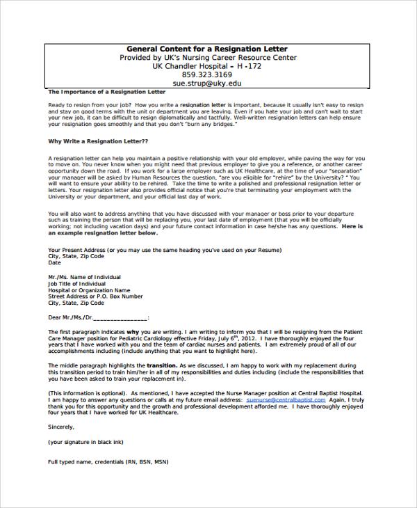Tactful resignation letter pasoevolist tactful resignation letter thecheapjerseys Images