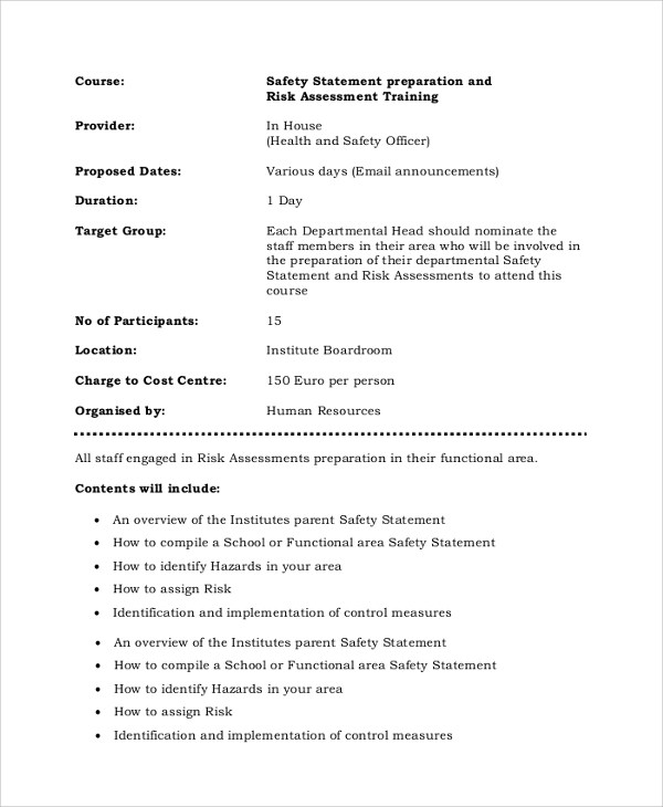 10+ Sample HR Proposals - Word, PDF, Pages