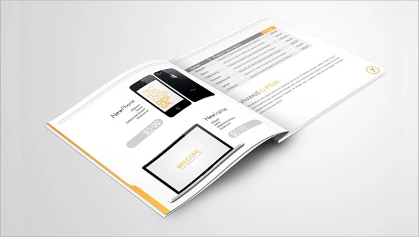 18+ Product Brochures Sample Templates