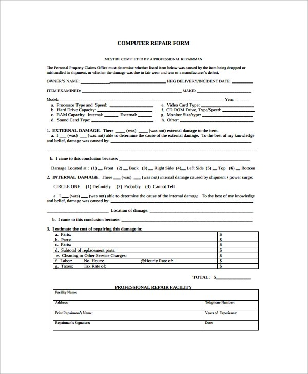 Service Forms In Pdf Road Service Invoice Template Towing Invoice - service form in word