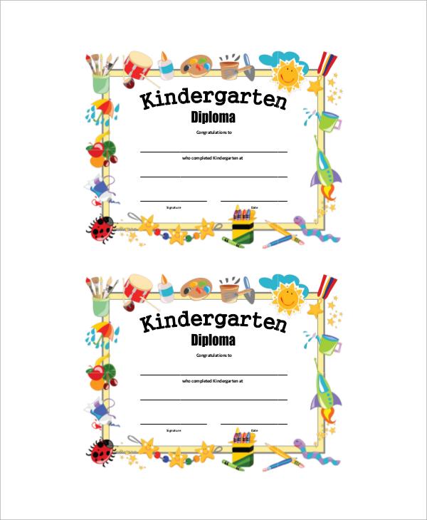 7+ Sample Graduation Certificates Sample Templates