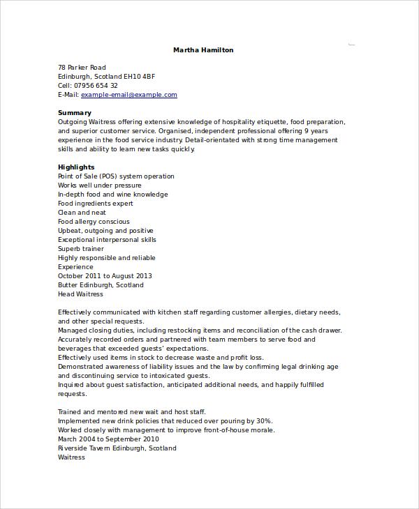 additional skills in cv