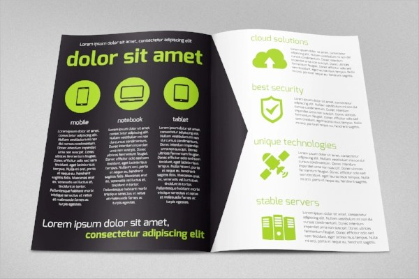 13+ Software Brochures Sample Templates