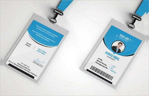 21+ ID Cards Sample Templates