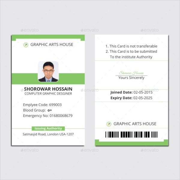 21+ ID Cards - PSD, Vector EPS