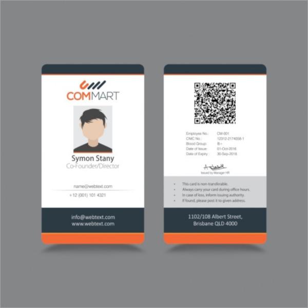 id card template – Id Card Template