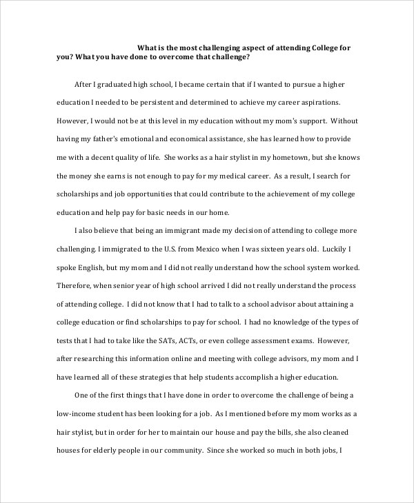 format for scholarship essay scholarship essay u  sample scholarship essay 7 documents in pdf word scholarship essay format for scholarship essay