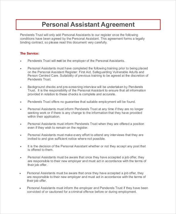 Good ... Sample Personal Confidentiality Agreement   7+ Documents In PDF, Word    Data Confidentiality Agreements ...
