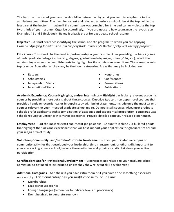 resume for pa school enwurf csat co