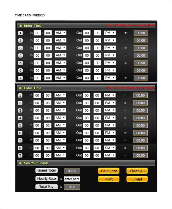 timecard calculation - Maggilocustdesign - time card calculator