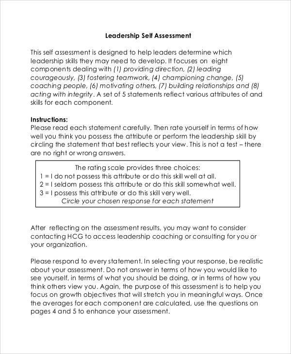 Self appraisal examples teamwork