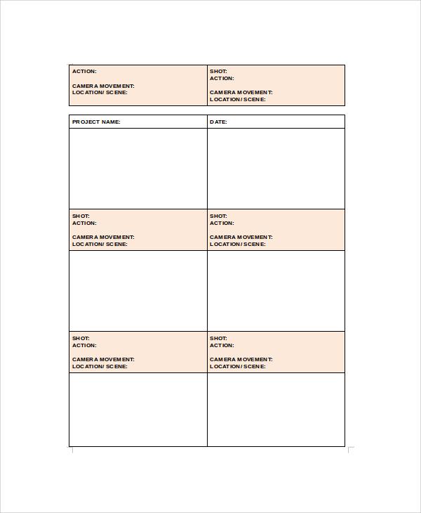 Sample Script Storyboard  NodeCvresumePaasproviderCom