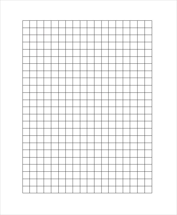 Sample Printable Graph Paper - 9+ Examples in PDF, Word, Excel - sample graph paper