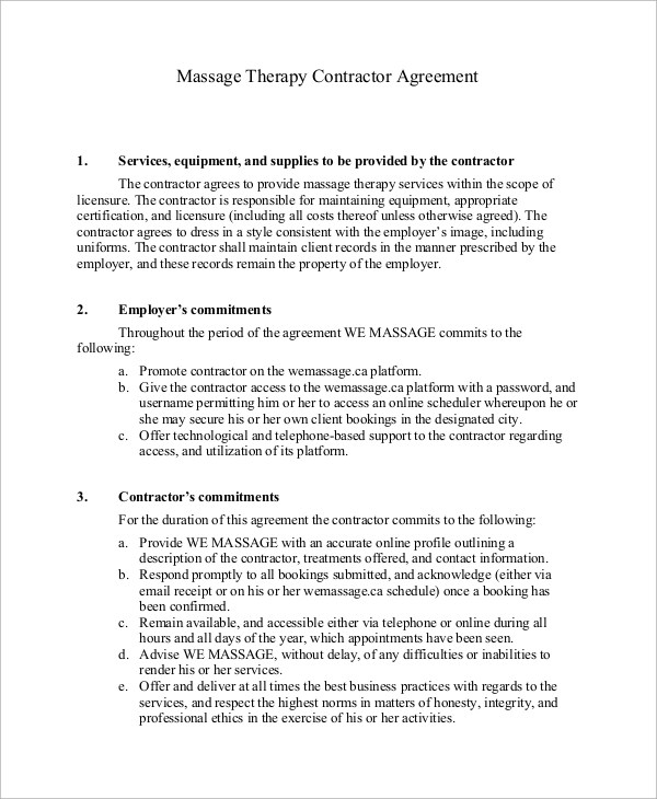 Resume For Independent Contractor Examples  VosveteNet
