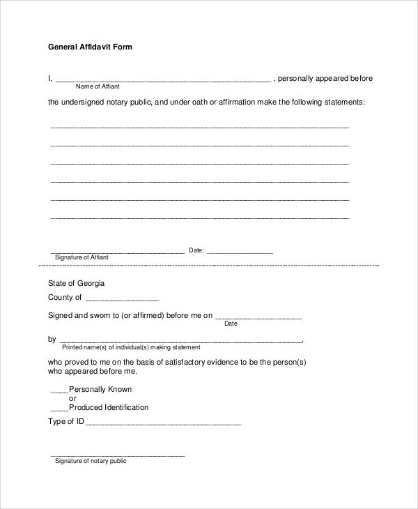 affidavit of sworn statement node2001-cvresumepaasprovider - generic affidavit