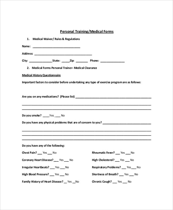 Waiver Of Liability Template Legal Waiver Template Liability Form