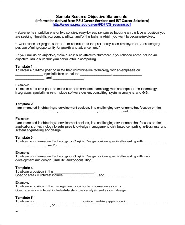 Sample Graphic Design Resume - 7+ Examples in PDF