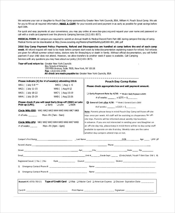 Sample Medical Form Sample Medical History Forms Sample Forms - Sample Medical History Form