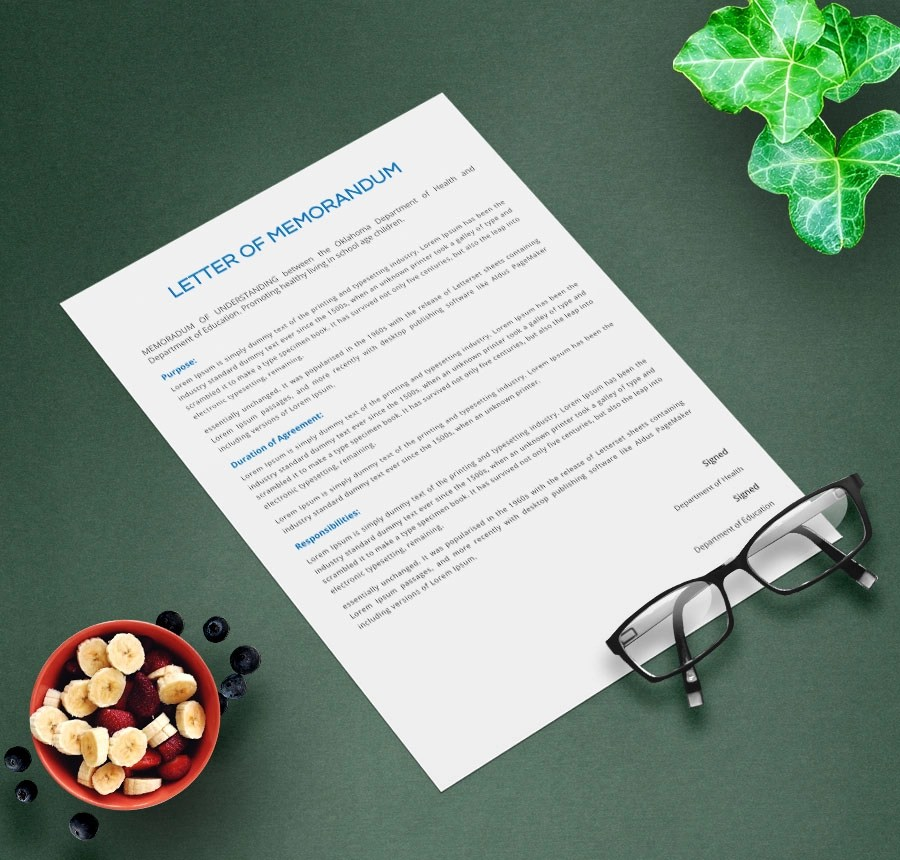 sample casual memo letter efficiencyexperts - casual memo letter template