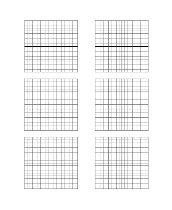 8+ Printable Graph Paper Samples, Examples, Templates Sample Templates