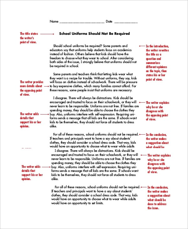 examples of persuasive essays for college students narrative essay - Persuasive Essay Example