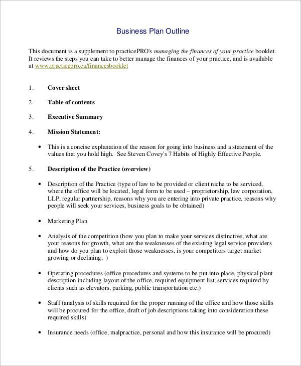 basic business plan outline - Ukransoochi