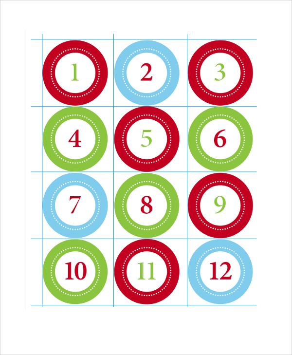 8+ Printable Calendar Samples Sample Templates