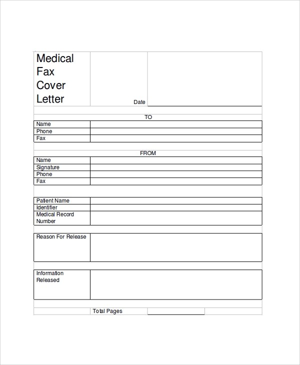 8+ Fax Cover Letter Samples, Examples, Templates Sample Templates - example of a fax cover sheet