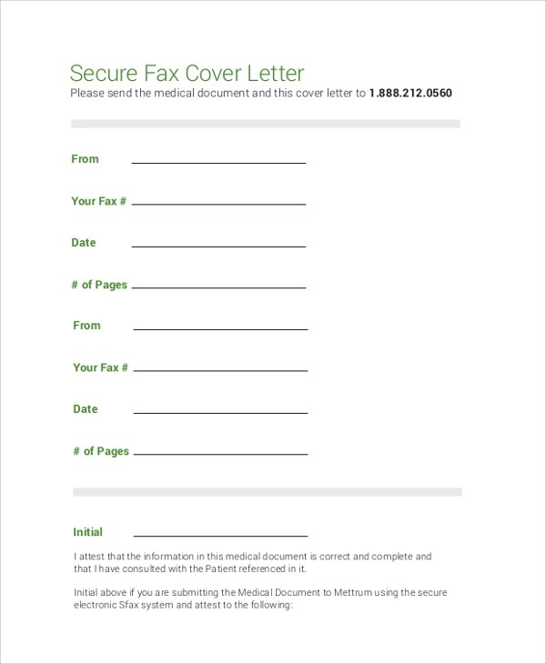 8+ Sample Fax Cover Letters Sample Templates - fax cover letters