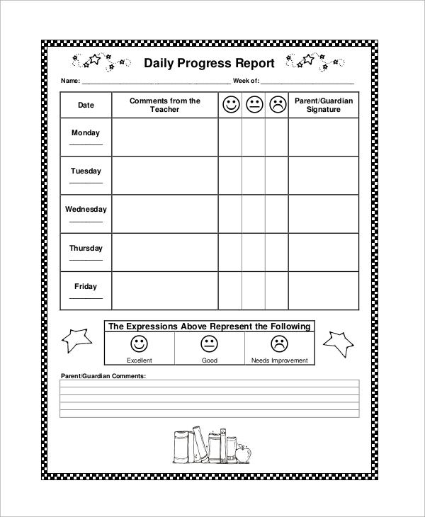 45+ Sample Reports Sample Templates