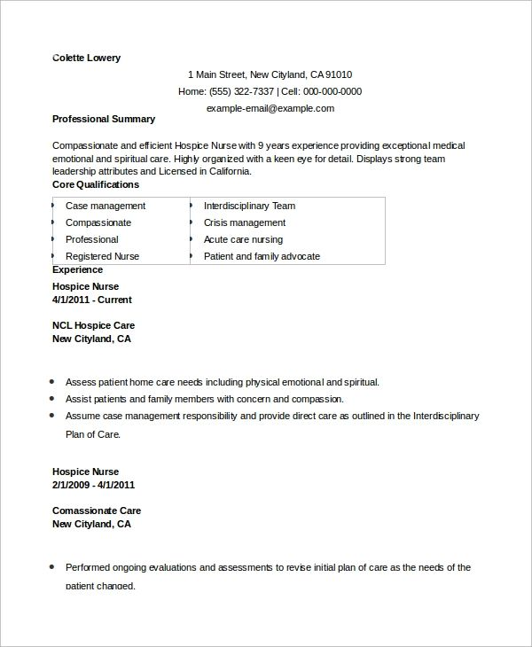 action words on resume