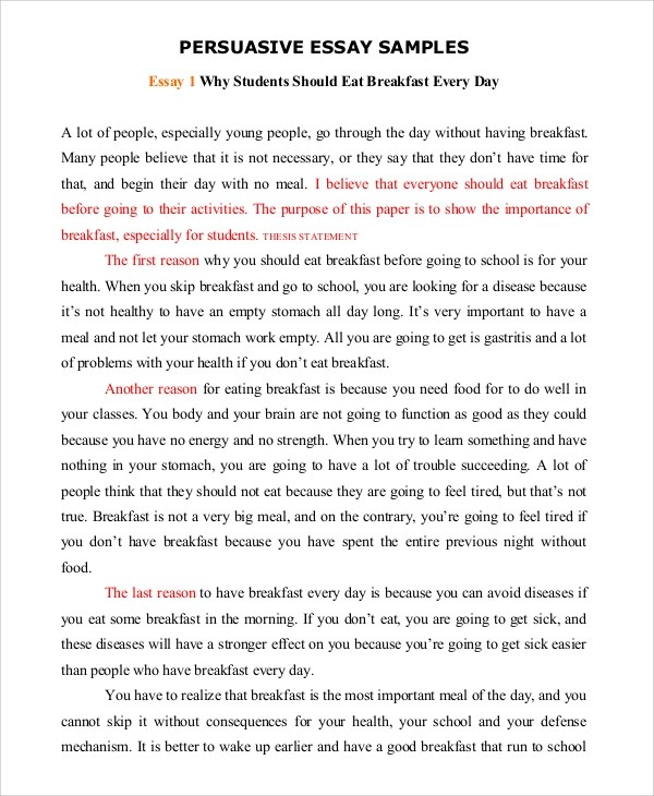 persuasive speech essays example of persuasive essay topics co