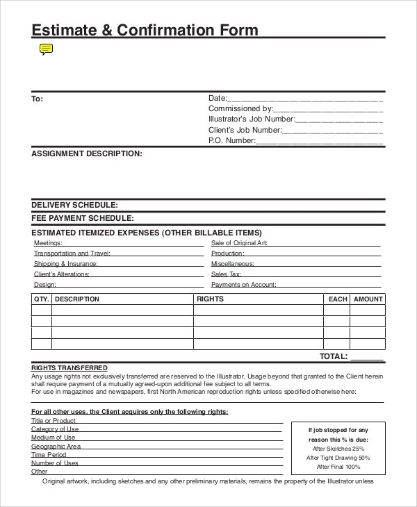 Delivery confirmation form template templatescharacterworldco – Delivery Confirmation Form Template
