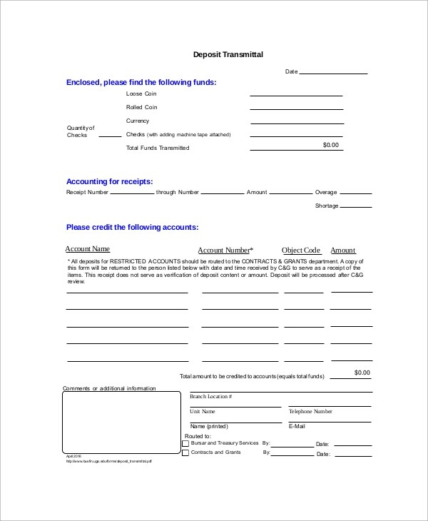 Stunning Document Transmittal Form Template Photos - Best Resume