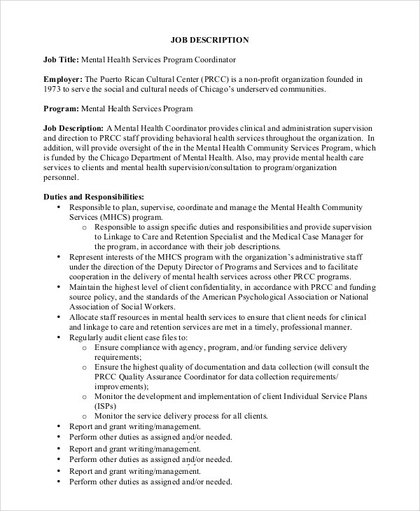 Project Description In Resume Sample Professional Resumes