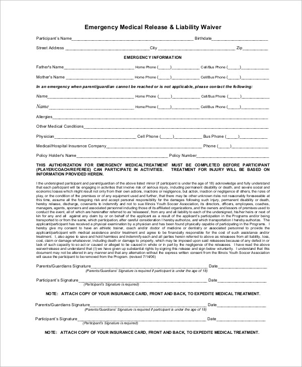 sample liability waivers - Ozilalmanoof - liability waiver template word