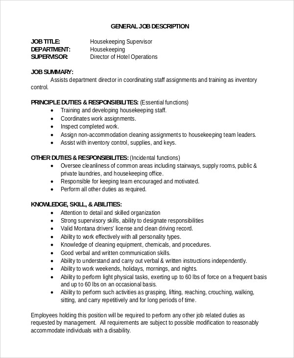 sample call center job description 9 examples in pdf