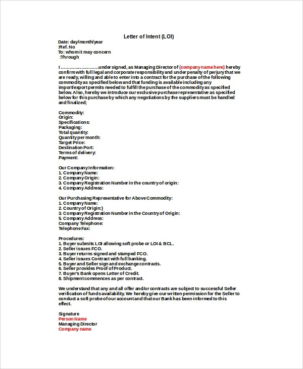 Letter of intent for joint venture agreement resume pdf download letter of intent for joint venture agreement model joint venture agreement checklist american letter of intent spiritdancerdesigns Image collections