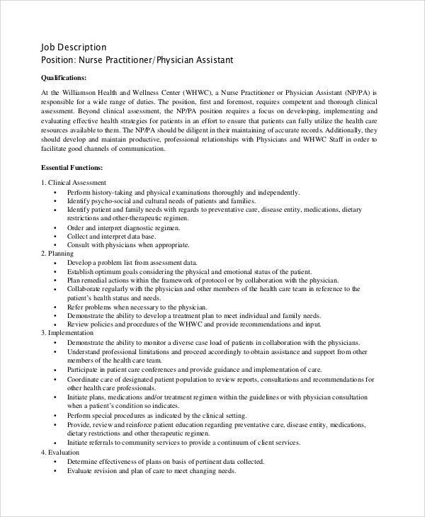 list of cna duties xv-gimnazija